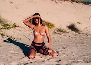Sydney Topless Waitresses Ava