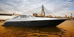 Sydney Topless Waitresses Prometheus Boat external