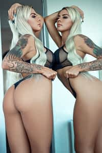 Sydney Topless Waitresses Harper