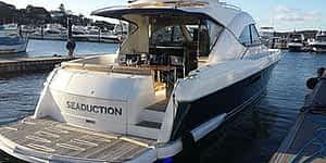 Sydney Topless Waitresses Seaduction Boat external